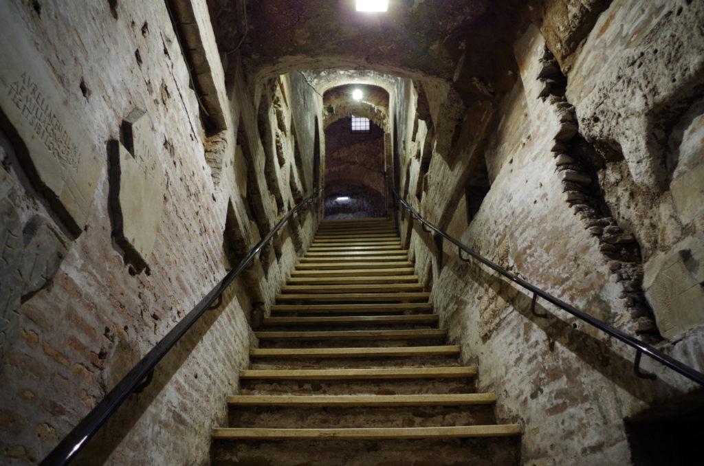 Catacombs of Saint Sebastian