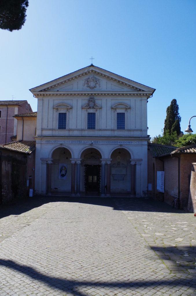 Church of Saint Sebastian outside the walls