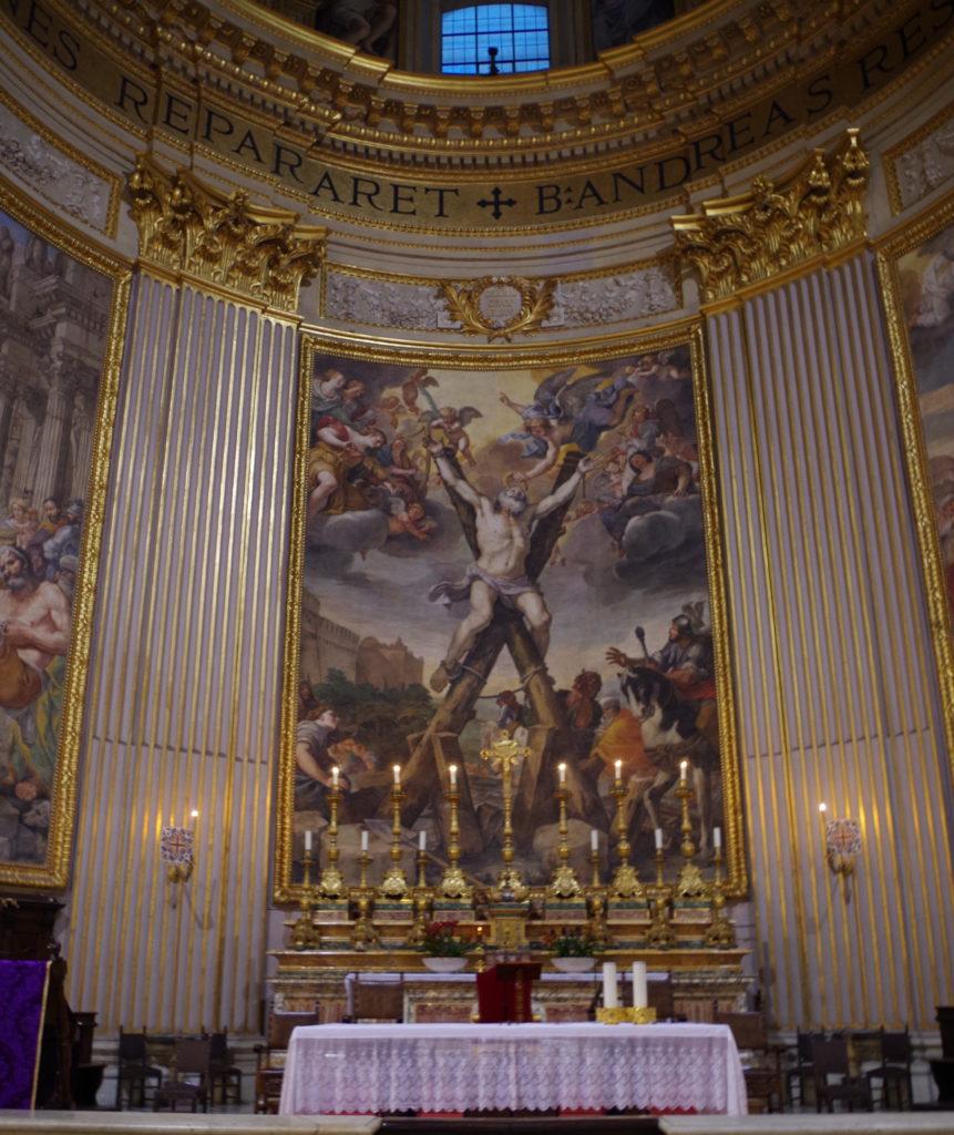 Crucifixion of St. Apostle Andrew